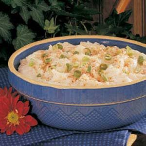 Creamy Mashed Potatoes Recipe