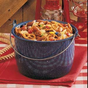 Happy Trails Snack Mix Recipe
