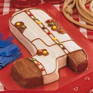 Boot Cake Recipe