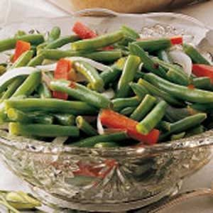 Peppered Green Beans Recipe