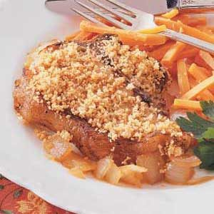 French Veal Chops Recipe