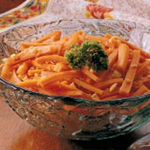 Peanutty Carrots Recipe
