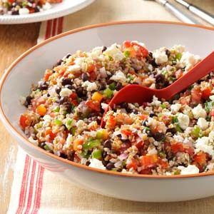 Texas Tabbouleh Recipe