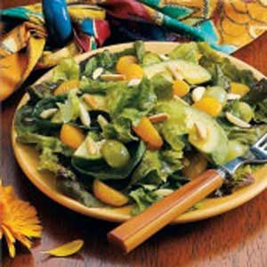 Orange-Avocado Tossed Salad Recipe