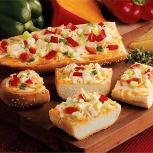 Chicken French Bread Pizza Recipe