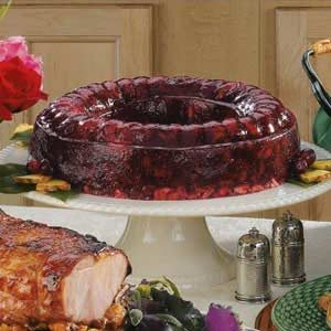 Cranberry Jello Mold Recipe