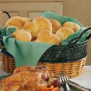 Fluffy Potato Rolls Recipe