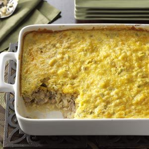 Christmas Brunch Casserole Recipe