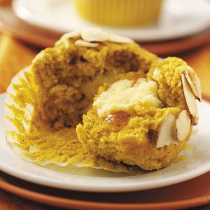 Pumpkin Surprise Muffins Recipe