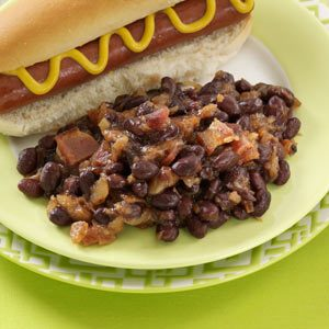 Hawaiian Barbecue Beans Recipe