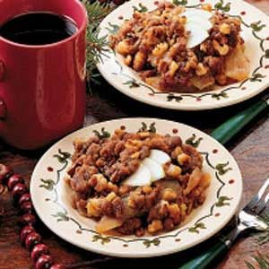 Apple Date Crisp Recipe
