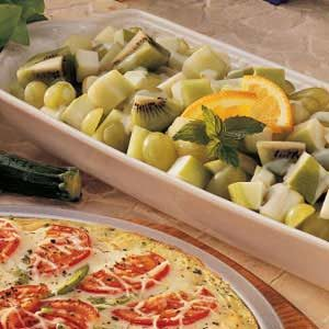 Emerald Fruit Salad Recipe