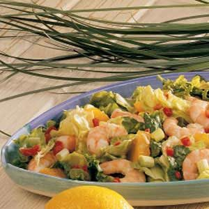 Shrimp Salad with Vinaigrette Recipe