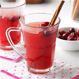 Slow Cooker Christmas Punch