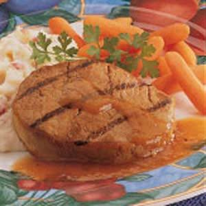 Honey-Lime Pork Chops Recipe