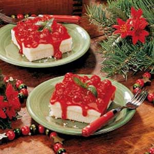 Cherry-Cheese Cake Recipe