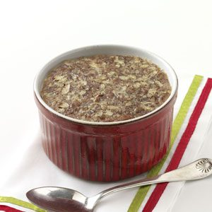 Cinnamon-Raisin Rice Pudding