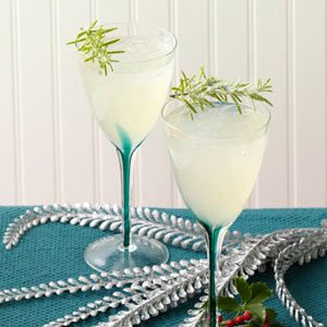 Rosemary & Thyme Lemon Cocktail Recipe