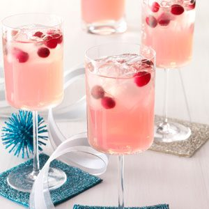 Orange Cranberry Splash Recipe