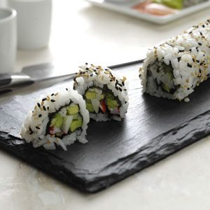 California Sushi Rolls Recipe