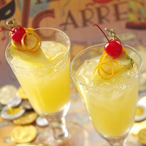 Virgin Hurricanes Recipe