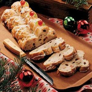 Holiday Braid Recipe
