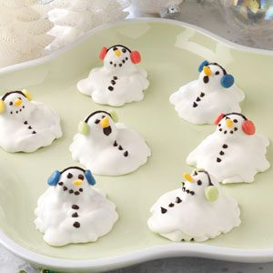 Melting Snowmen Recipe