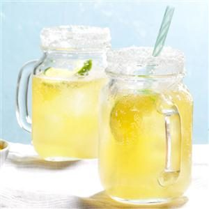 Sports Fanatic Lunch: Refreshing Beer Margaritas