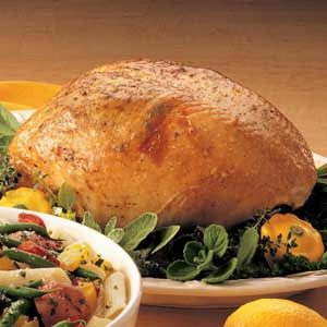 Lemon-Herbed Turkey Breast