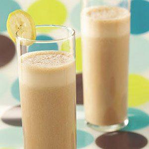 Banana Cocoa Smoothies Recipe