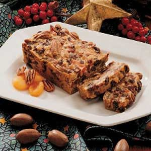 Heirloom Fruitcake Recipe