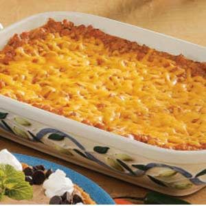 Hearty Turkey Enchilada Casserole Recipe