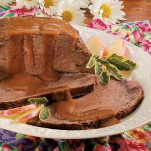 German Sauerbraten Recipe