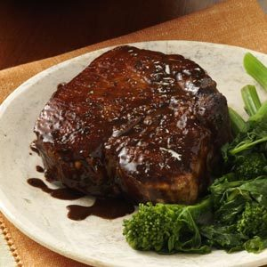 Secret Ingredient Saucy Chops Recipe