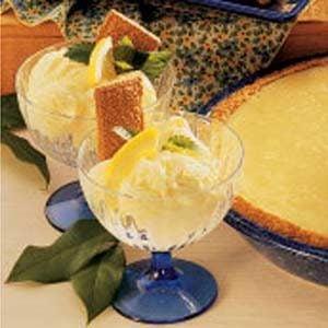Lemon Ice Cream Recipe