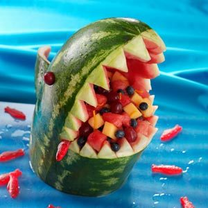 Watermelon Carving Ideas