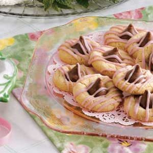 Almond Kiss Cookies Recipe