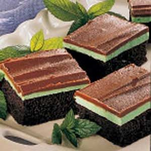 Mint Chocolate Cake Recipe