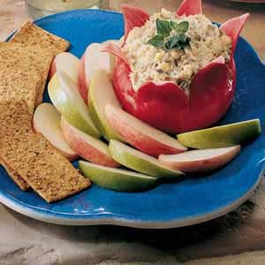 Hearty Cheese Spread Recipe