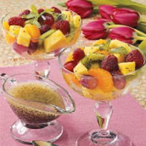 Sweet Poppy Seed Dressing Recipe
