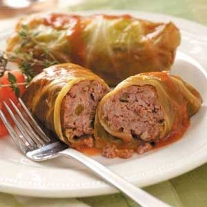 Slow-Cooked Cabbage Rolls Recipe