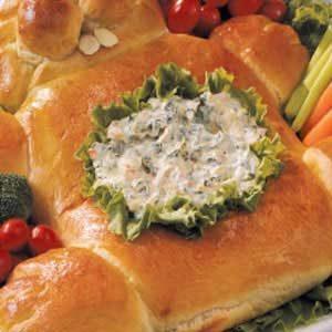 Mushroom Spinach Dip Recipe