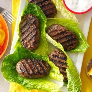 Juicy & Delicious Mixed Spice Burgers Recipe