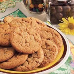 Malted Milk Cookies Recipe
