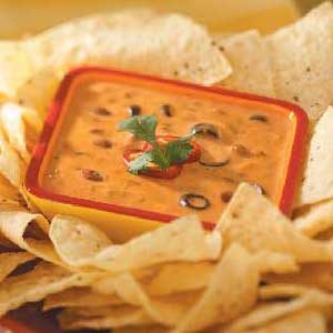 Hot Chili Dip Recipe