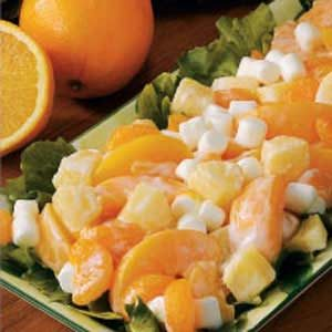 Fruit Medley Salad Recipe