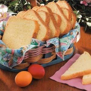 Golden Egg Bread Recipe
