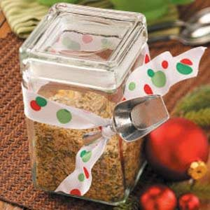 Chicken Rice Soup Mix Recipe