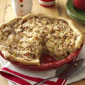 Apple Jack Crumb Pie Recipe