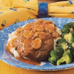 Speedy Salisbury Steak Recipe